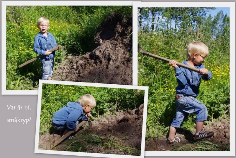 Vilsna fiskare orsakade stort padrag